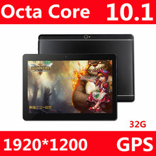 B109 Dual 3G 4G Phone Tablet PC 10.1 inch 1200*1920 IPS Android 6.0 MTK MT8752 Octa Core 4GB Ram 32GB Rom Dual Camera GPS