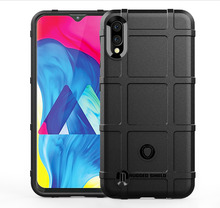 Armor Case cover for Samsung Galaxy M10 SM-M105FD Shockproof phone Back cover Case on for Samsung Galaxy M20 SM-M205FD fundas 3d diy silicone case for samsung m10 case cover for samsung galaxy m10 m105 m105f sm m105fd back cover soft tpu phone bumper