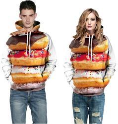2017 spring men sweatshirt hoodies 3d print hamburger mens pullover hoodies long sleeve personalized sweatshirts male.jpg 250x250