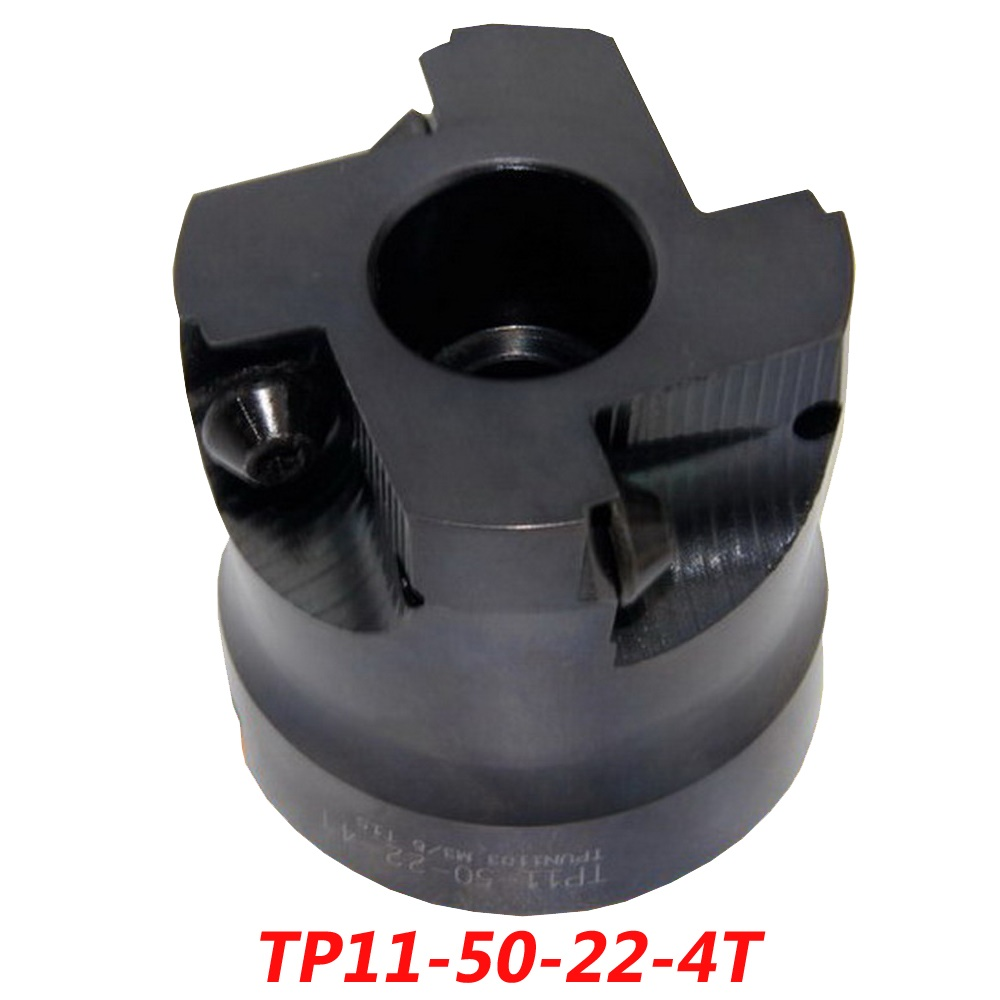 Подробнее о Free Shipping TP11-50-22-4T High Feedrate And Right Angle Shoulder Face Milling Cutter For HITACHI Insert TPMN1103 uxcell bap400r 63 22 4t 0 87 x 2 5 metal right angle shoulder face milling cutter