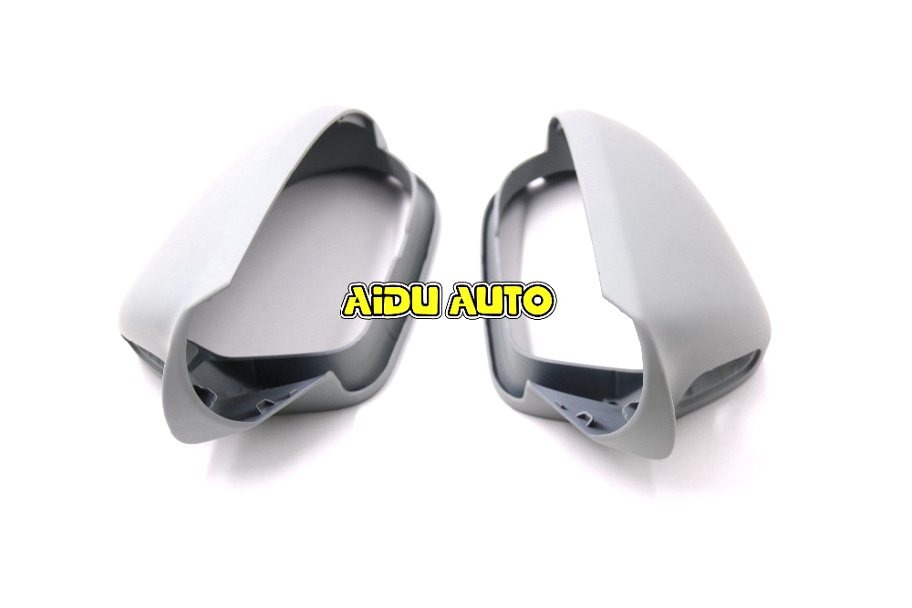 4GD857527A 4GD 857 528A 1 Pair Side Assist Rear Mirror Covers Outside Mirrors 4GD 857 527