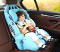 High quality Child car safety seat ISOFIX interface 3 colors optional
