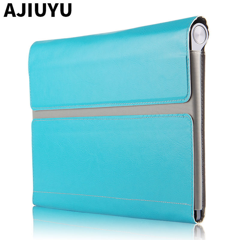 For Lenovo Yoga Tablet 2 8.0 Case tab 2 8 Sleeve Protective Smart Cover Leather Tablet Tablet2-830F 830LC M 8 inch PU Protector smart cover silk print protective leather case cover for 8 inch lenovo yoga b6000 tablet pc gift screen protector pen stylus
