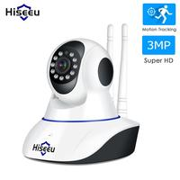 Hiseeu Super HD 1536P 1080P Wireless WIFI Camera IP 3MP Home Security Surveillance Camera CCTV Baby Kamera Smart Auto Tracking