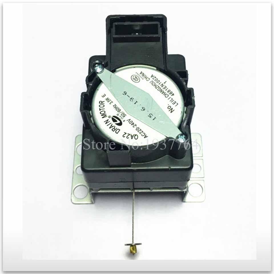 1pcs Washing Machine  Tractor Motor Rotortractor XQB45-162 XQB50-2188 QA22 Drain Solenoid Valve