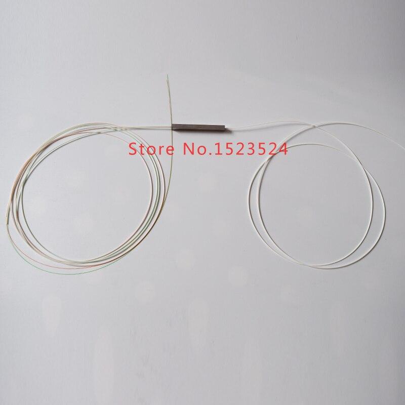 Ücretsiz Kargo 10 adet / grup 1X2 Fanout PLC Splitter 900um Çelik - İletişim Ekipmanları - Fotoğraf 3