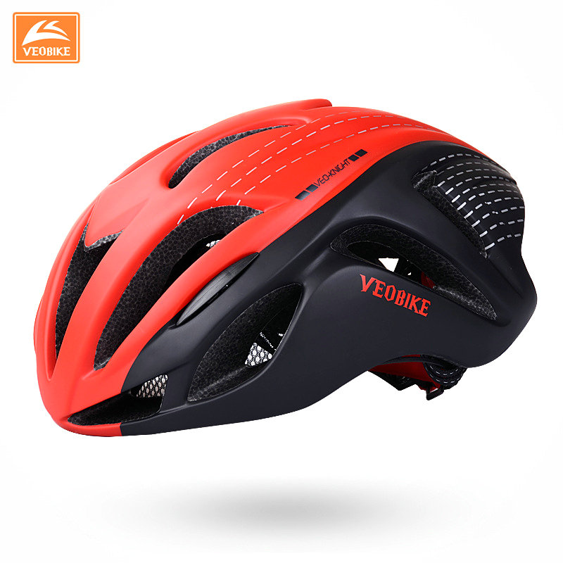VEOBIKE 2018 HOT Men EPS Super Light Cycling Helmet Sport Protect Road Bike Bicycle Integrally-molded BTM bicycle equipment case moon ultralight mtb road bicycle cycling pc eps helmet riding bike integrally molded sport climbing head protect bicycle
