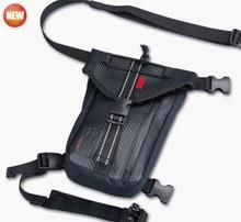 Komine motorcycle waterproof leg bag pocket mobile phone change documents package riding packages