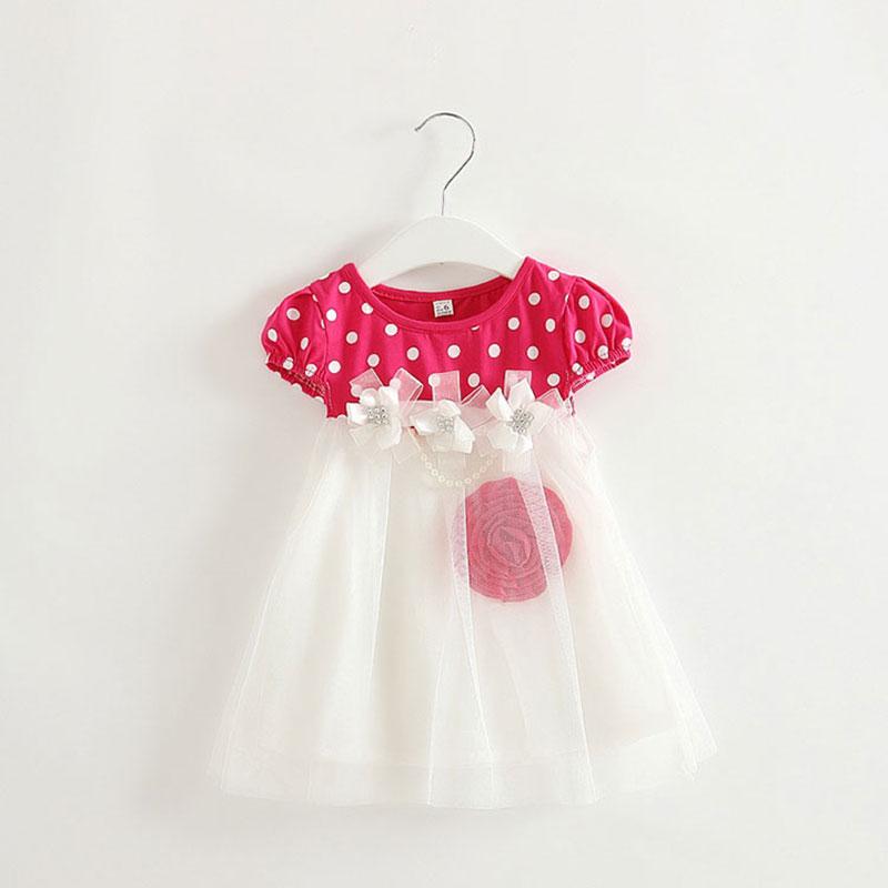 2017 summer newborn baby girl clothes brand cotton design ...