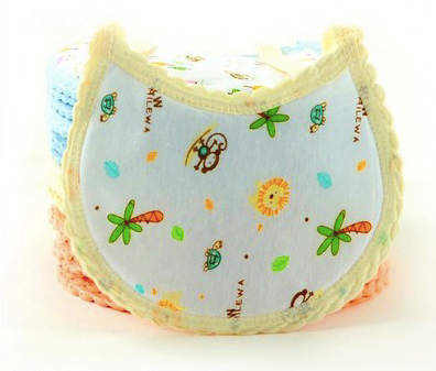 Bibs Burp Cloths Waterproof Cotton Saliva Towel Scarf Baby Accessories Fashion Bib