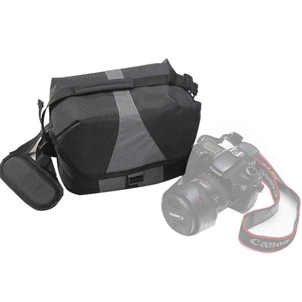PULUZ DSLR sac pour appareil photo Portable étanche en Nylon sac à bandoulière de sport sac à bandoulière Portable DSLR sac à bandoulière réglable