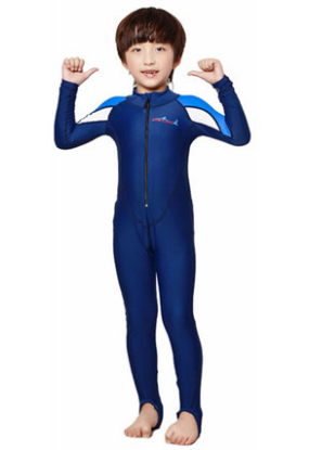 efd1d2f43e Fashion Boy One piece Swimsuit Plus Size Wetsuits Lycra Surfing Womens surf  clothes neoprene Swimming Suit