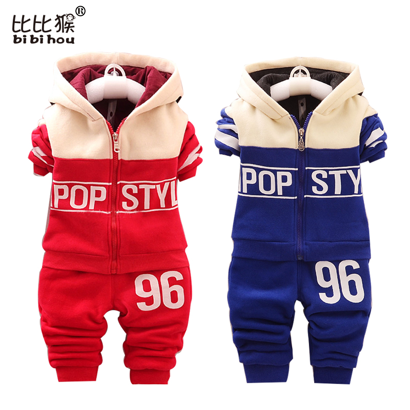 new Autumn/Winter baby girls clothing sets children velvet warm clothes set kids girls cartoon coats+pants suits Christmas suit child suit 2015 autumn and winter children set twinset clothing plus thick velvet sets kids clothes with animal