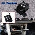Черная консоль коробка для хранения Вставить LHD 5ND857961 для Volkswagen Tiguan Golf Plus 2009 2010 2011 2012 2013 2014