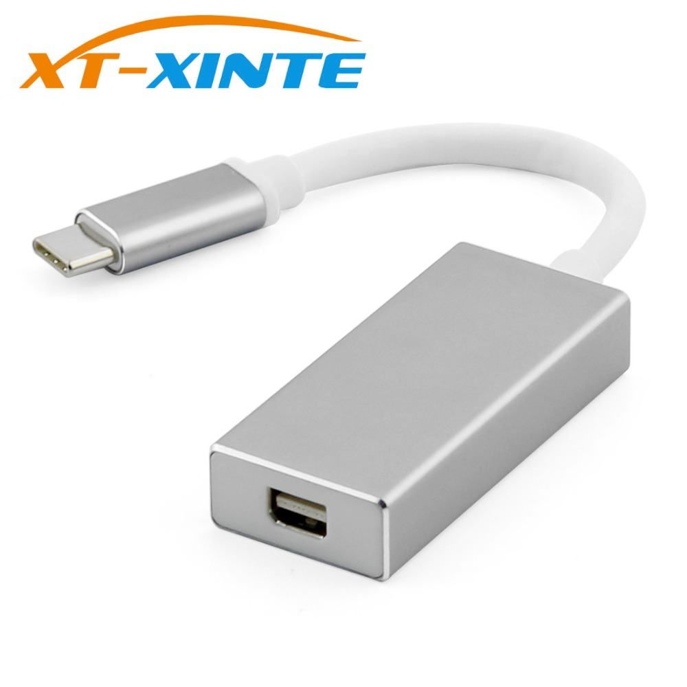 Type C Usb 3 1 To Mini Dp Cable Adapter Mini Display Port