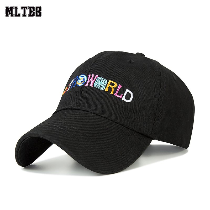 MLTBB Baseball Cap Cotton Latest Album ASTROWORLD Dad Hat 100% High quality Fashion Hot Sale Embroidery Astroworld Dropshipping title=