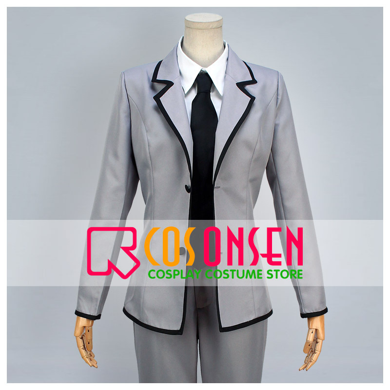 COSPLAYONSEN Assassination Classroom Yuuma Isogai Male Uniform Cosplay Costume Full Set