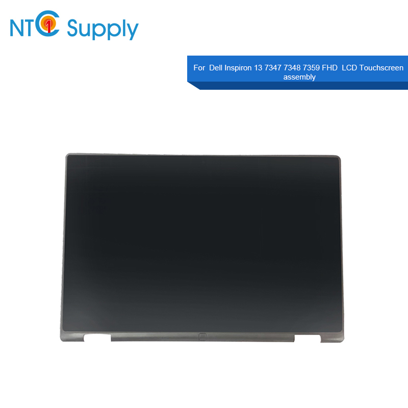 "13.3/"" FHD LED LCD Touch Screen Assembly LTN133HL03-201 For Dell Inspiron 13 7353"