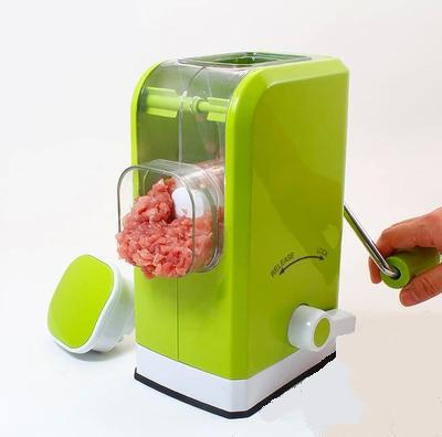 Kitchenware multi manual meat grinder meat chopped vegetables for household treasure