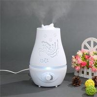 Carve Design Aromatherapy Air Humidifier Aroma Diffuser LED Light Essential Oil Diffuser Ultrasonic Home Office Mist