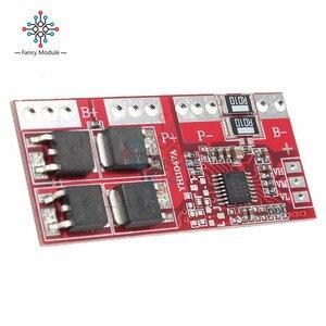4S 15A защитный модуль для литий-ионной батареи 4S BMS 18650 Защитная плата зарядного устройства 14,4 В 14,8 в 16,8 в 50*22*4 мм