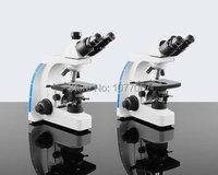 Лучшие продажи, 40x 1000X Расширенный фазовый контрастный микроскоп с ярким полем, фазовый контраст и просмотр темного поля