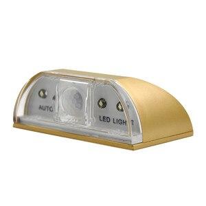 Image 3 - Светодиодный светильник для дверного замка, умный ключ для шкафа, индукционный маленький Ночной светильник, Сенсорная лампа, светочувствительный датчик