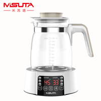 Electric Kettle Baby Smart Milk Thermostat Constant Temperature Water Warmer Glass Electric Kettle
