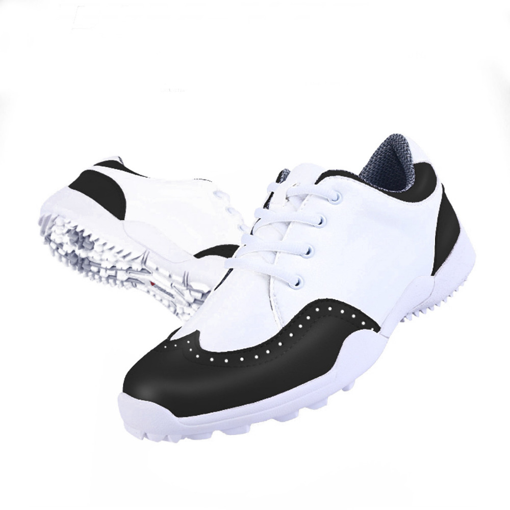 pgm hot style golf shoes women high-end sports shoes Breathable Anti-Skid Footwear Ladies Girls Sneakers Waterproof Light Weight sneakers running shoes sports men and women shoes rubber sole anti skid wear student shoe low upper waterproof air cushion hot