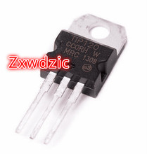 10PCS TIP120 TO220 TIP120 TO-220 new 10pcs l7812cv to220 l7812 to 220 7812cv new and original ic