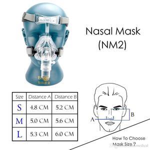Image 5 - Doctoddd GI CPAP Portable CPAP Respirator for Anti Snoring Sleep Apnea OSAHS OSAS W/ Nasal Mask Headgear Tube Bag User Manual