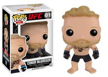 New Funko pop Official UFC: Conor McGregor Boxer Fighter Action Figure Collectible Vinyl Figure Model Toy with Original box