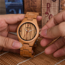 2019 Men Full Bamboo Military Watch Army Watch High Quality Quartz Movement Men Sports Watches Casual Wristwatches oem Gift C06 цена 2017
