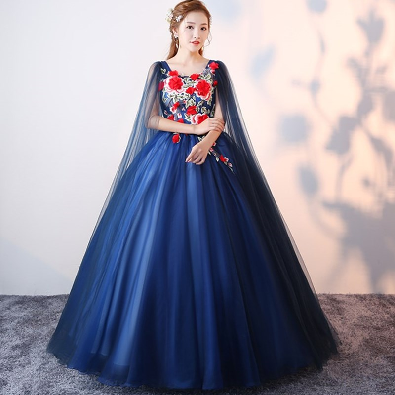 ruthshen Stunning 2018 New Vestidos De Dulces Quinceanera Dresses Cap  Sleeves With Applique Flowers Sweet 15 Girls Ball Gowns -in Quinceanera  Dresses from ... 8793f1c128c4