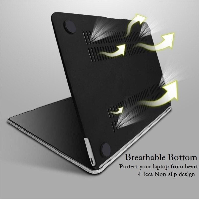 Luxury Laptop Case for Macbook Air 13 Pro 13 2018 Case Shine Bling Coque for Mac book Air 11 13 Pro 13 15 Retina 12 Laptop Case  (4)