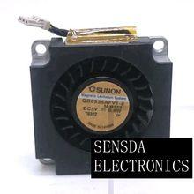 SUNON GB0535AFV1-8 3,5 см 3510 5 В 0,8 Вт центробежный турбовоздуходувки Тетрадь микро Вентилятор охлаждения