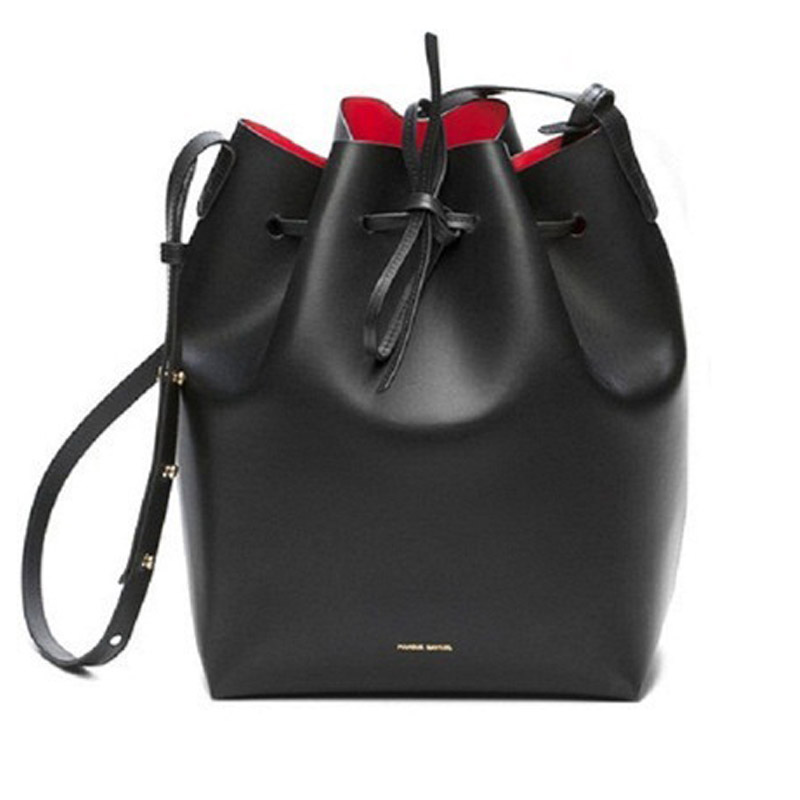High quality bucket bags font b handbags b font women famous brands mansur gavriel font b