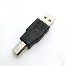 USB mâle A à B imprimante convertisseur câble adaptateur