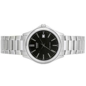 Image 2 - ساعة كاسيو متعددة الاستخدامات رجال الأعمال بسيطة معدنية 100% ساعة رجالي حقيقية MTP 1183A 1A