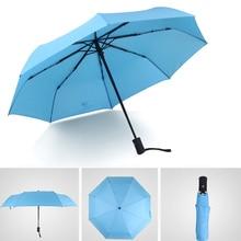 Авто открыть закрыть Путешествие Открытый Зонтик Компактный Автоматический дождь Защита от солнца мини-зонтик Лидер продаж