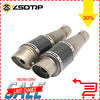 ZSDTRP Universal Motorcycle Dirt Bike Escape Scooter Akrapovic Exhaust Muffler Modified Scooter For Most Big Motorcycle