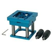 reball using solder ball and solders paste BGA Reballing Station 90mm*90mm Stencils Holder Template Fixture Jig