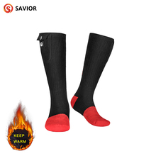 Savior Winter Heating Socks Fast Heating Warm Riding Cycling Fishing Racing Outdoor Sports цены онлайн