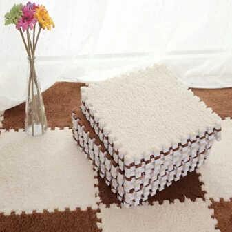 Экспорт толстые Eva пены головоломки коврики спальня гостиная коврики детские игры пол головоломки коврики детей