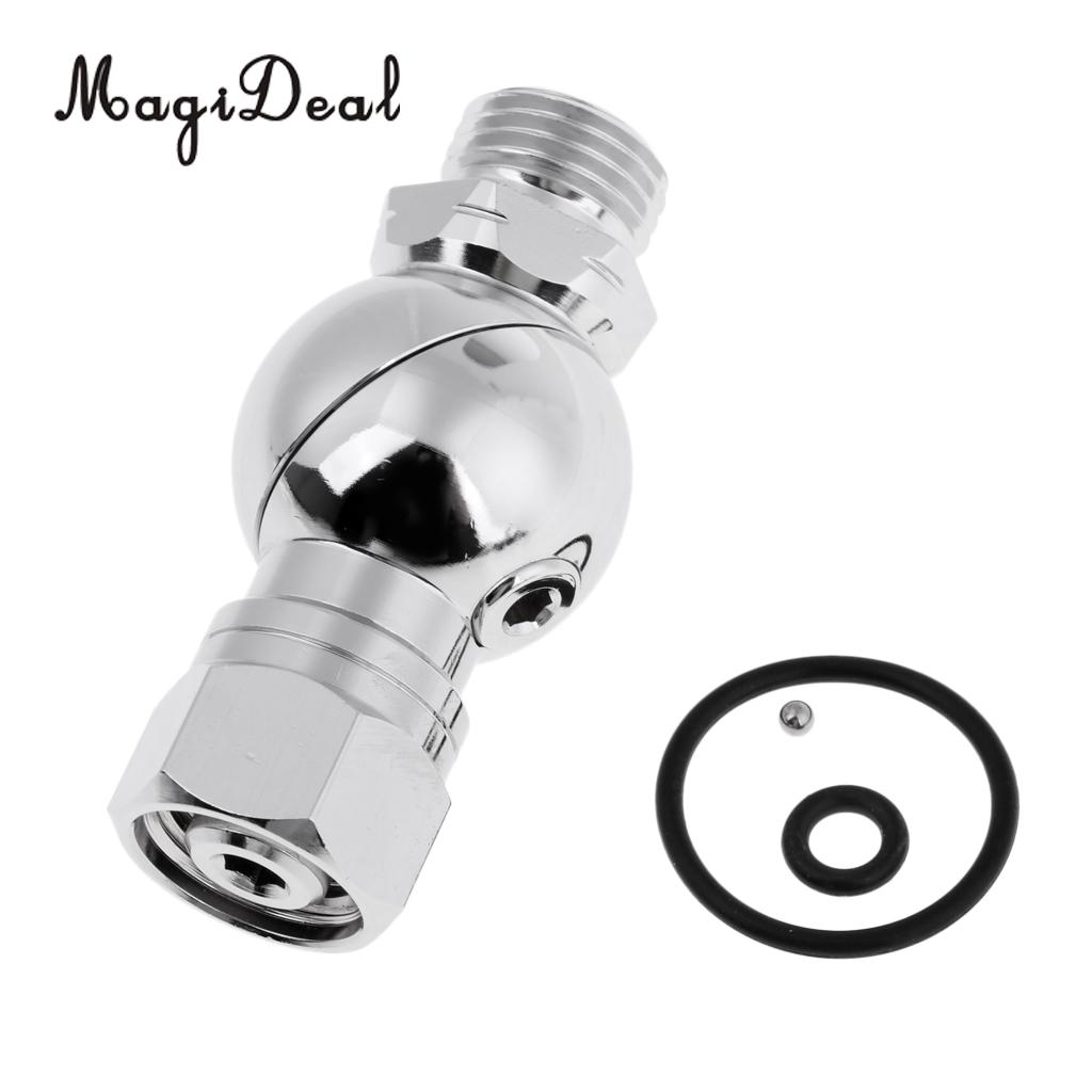 Lightweight Scuba Diving Second Stage Regulator 360 Swivel Connector Second Stage Regulator Scuba Dive Accessories second metropolis