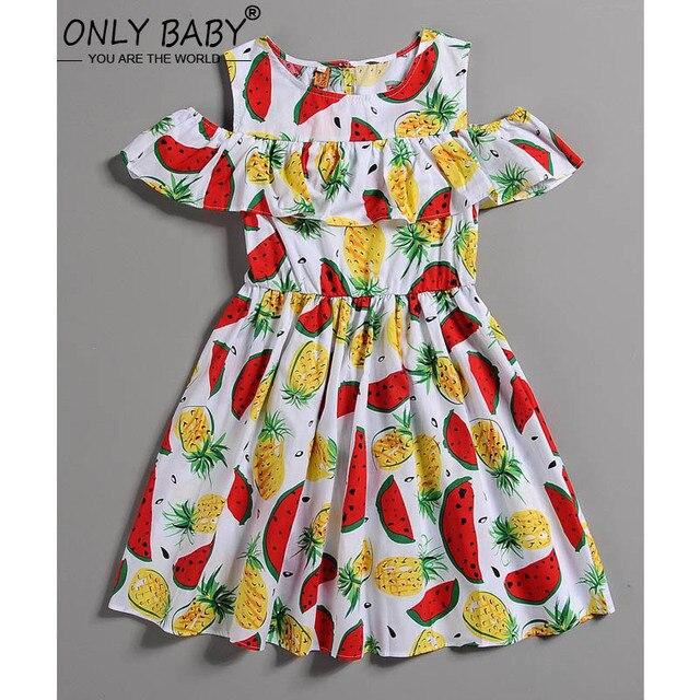 68ebd73bdefc5 US $10.62 15% OFF|Unicorn Dress Girls Summer Floral Dress Princess Child  Girls Clothes Cinderella Elsa Dresses for Girl 8 9 10 11 12 14 Years Old-in  ...