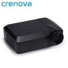 Crenova xpe650 led 3d proyector de cine en casa 1280×768 lcd de vídeo digital hdmi tv proyector proyector multimedia proyector de vídeo