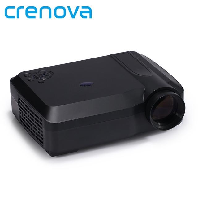 Crenova XPE650 LED 3D Projetor Home Cinema 1280x768 LCD de Vídeo Digital HDMI TV Proyector Beamer Projetor de vídeo Multimídia