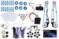 Novo Estilo Kits de Janela De Poder Universal Caber Todos Os Veículos Com 2-portas 12 V vem com Instruções