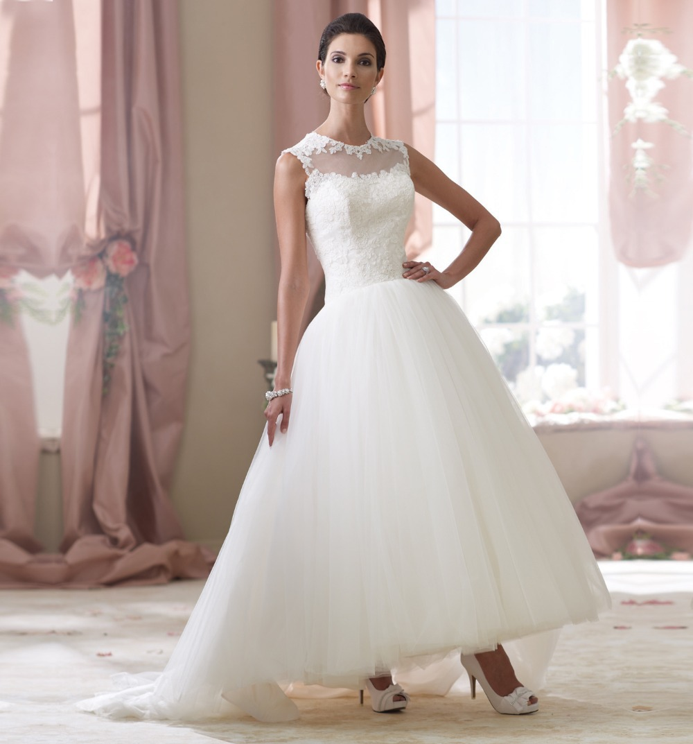 Popular Ballerina Wedding Dress Buy Cheap Ballerina